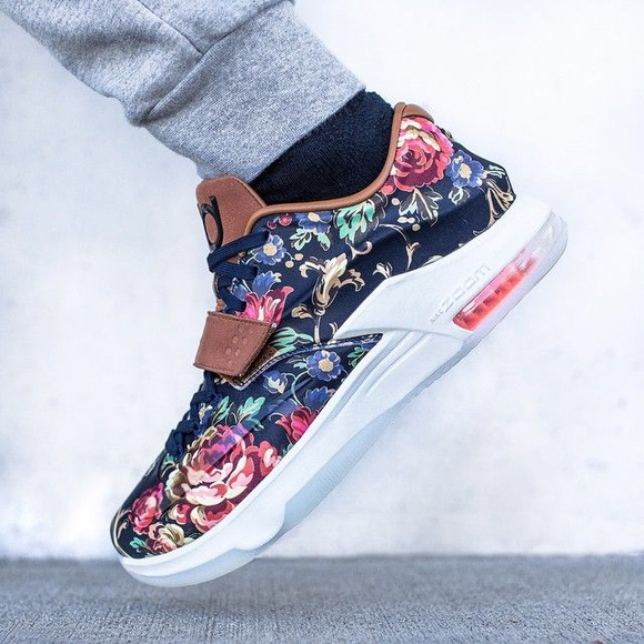 NIKE KD 7 EXT FLORAL QS